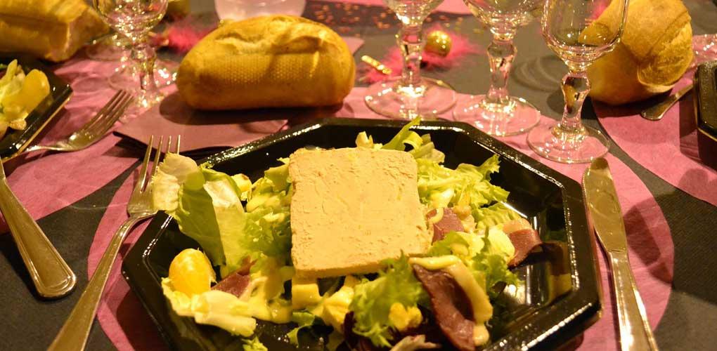 Salade de Foie Gras & Jambon Serrano